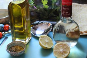 How to make homemade vinaigrette ingredients