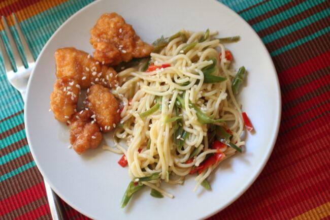 LEAN CUISINE® Sesame Chicken